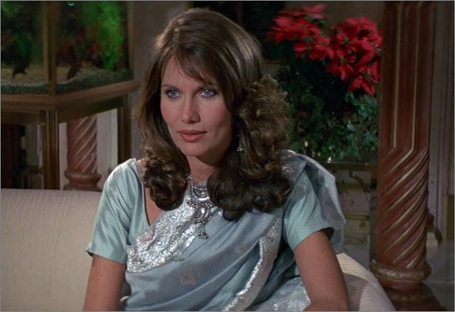 "Octopussy (Maud Adams) in ""James Bond 007 - Octopussy"""