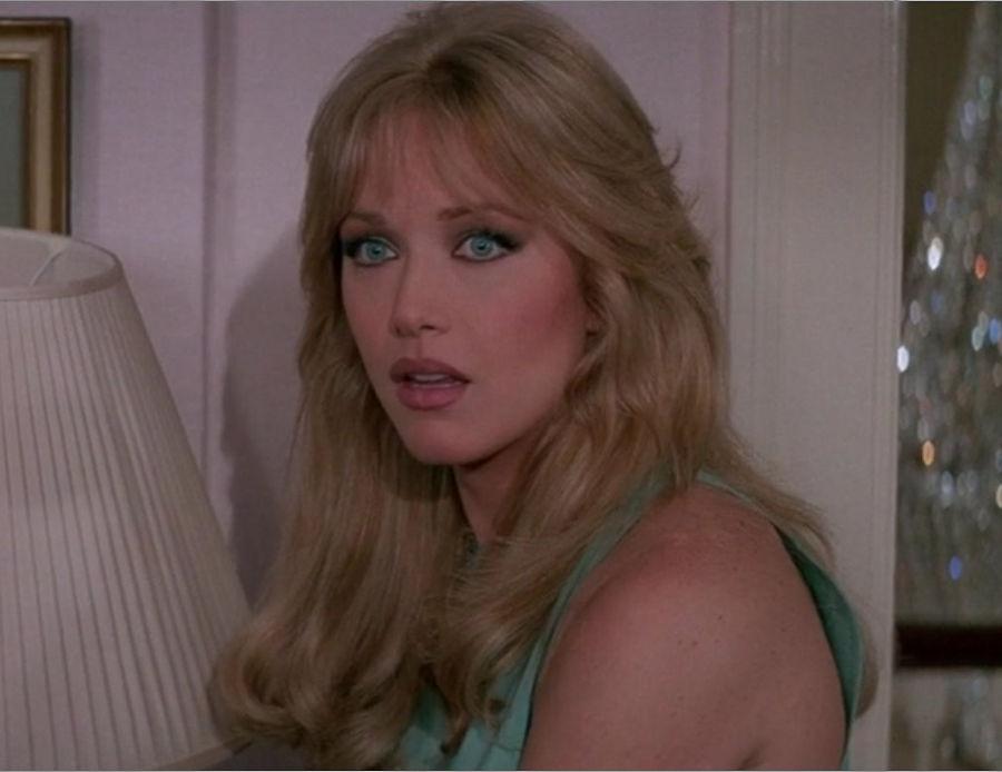 """Stacey Sutton (Tanya Roberts) in """"James Bond 007 - Im Angesicht des Todes"""""""