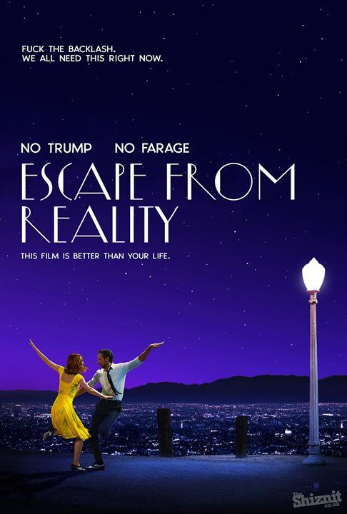 "Das Honest-Poster zu ""La La Land"""