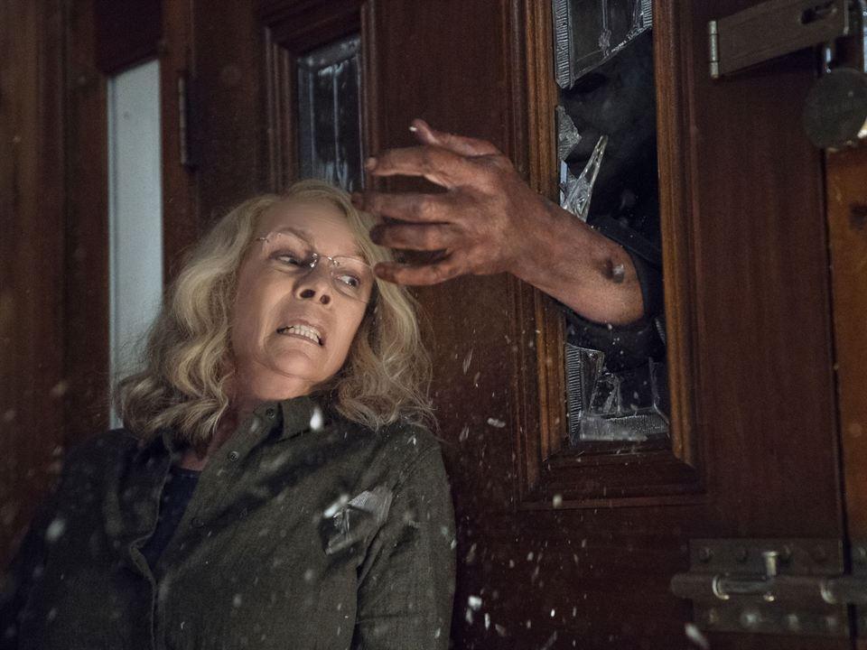 Laurie Strode (Jamie Lee Curtis) wird erneut von Michael Myers gejagt.