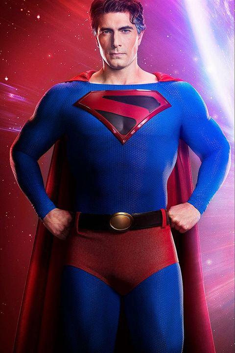 """Brandon Routh als """"Kingdom Come""""-Superman"""