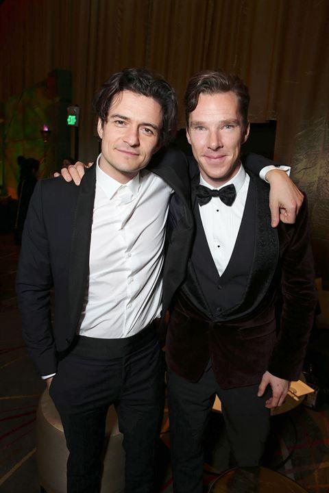 Der Hobbit: Smaugs Einöde: Benedict Cumberbatch, Orlando Bloom