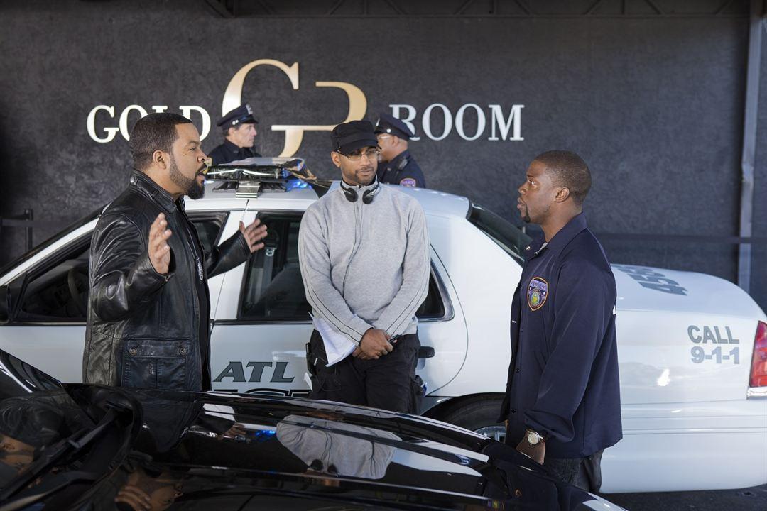 Ride Along : Bild Ice Cube, Kevin Hart, Tim Story