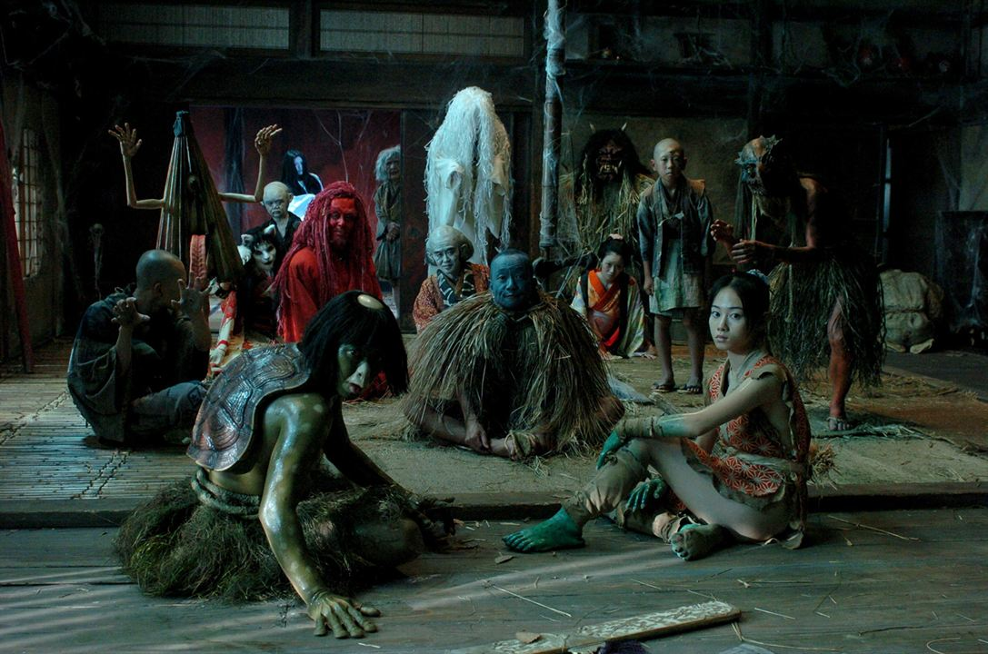 Krieg der Dämonen - The Great Yokai War
