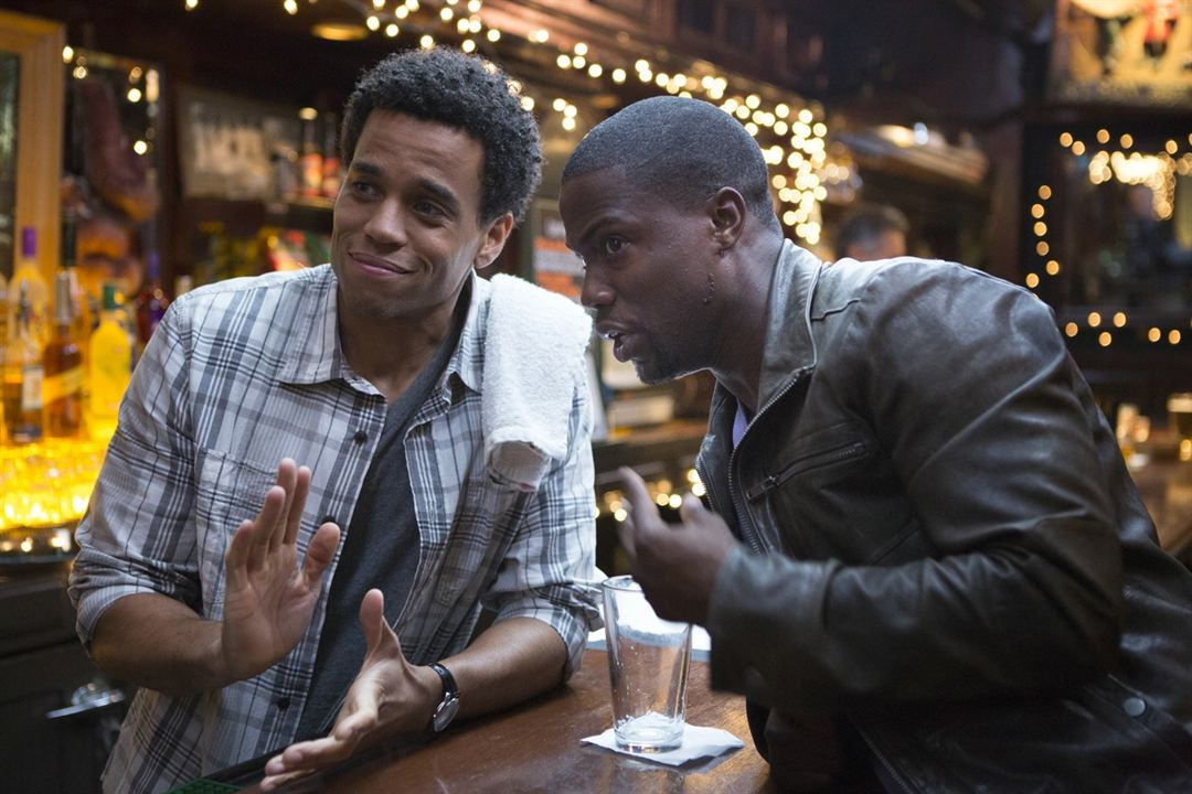 About Last Night : Bild Kevin Hart, Michael Ealy