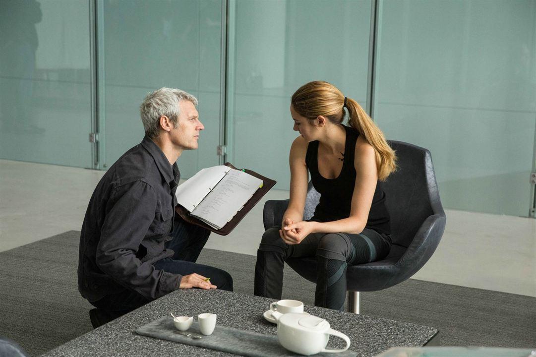 Die Bestimmung - Divergent : Bild Neil Burger, Shailene Woodley