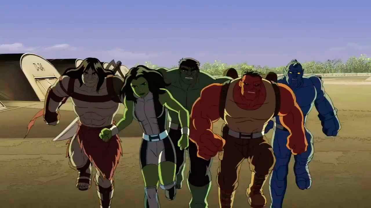 Hulk and the Agents of S.M.A.S.H. : Bild