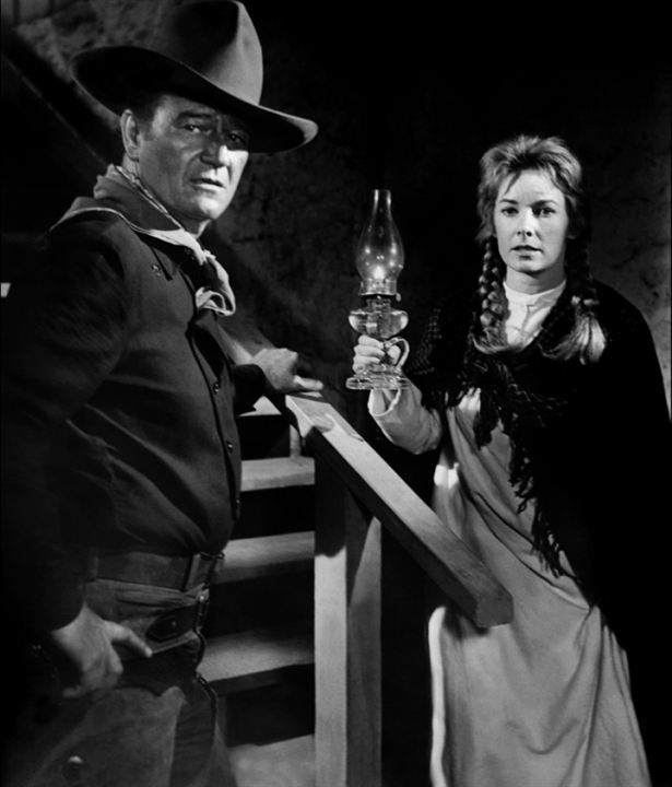 Der Mann, der Liberty Valance erschoss: John Wayne