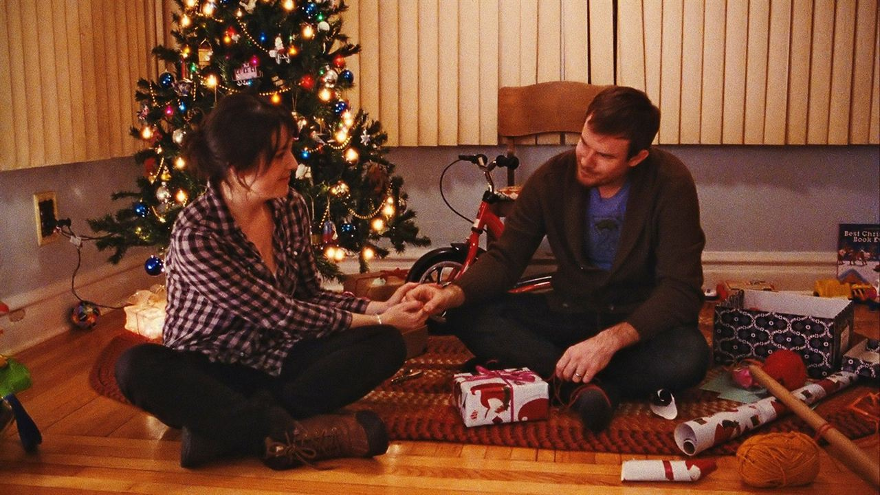 Happy Christmas : Bild Joe Swanberg, Melanie Lynskey