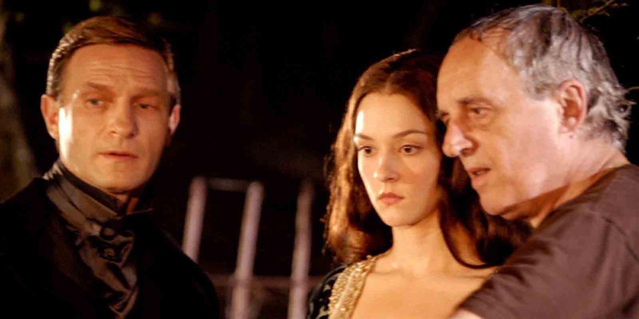 Dario Argentos Dracula : Bild Dario Argento, Marta Gastini, Thomas Kretschmann