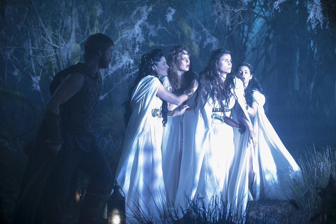 Bild Jenna Dewan, Julia Ormond, Mädchen Amick, Rachel Boston