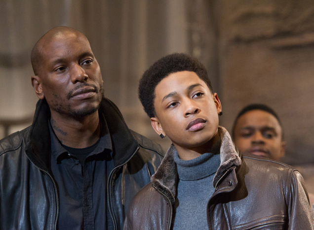 Black Nativity: Tyrese Gibson