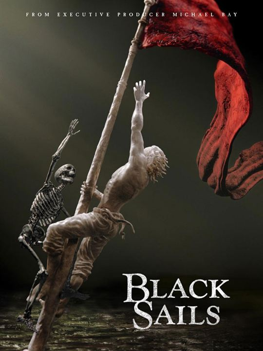 Black Sails : Kinoposter
