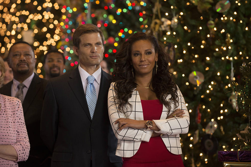 Twelve Trees of Christmas : Bild Casper Van Dien, Melanie Brown
