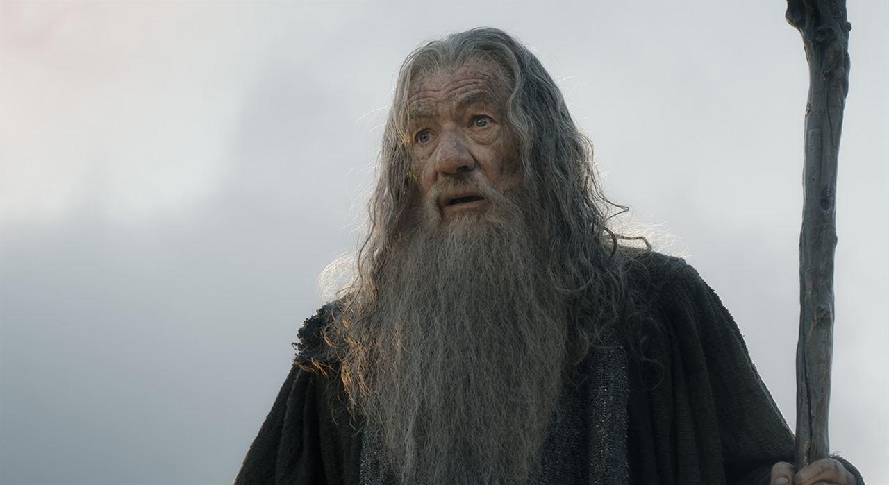 Der Hobbit: Die Schlacht der Fünf Heere: Ian McKellen