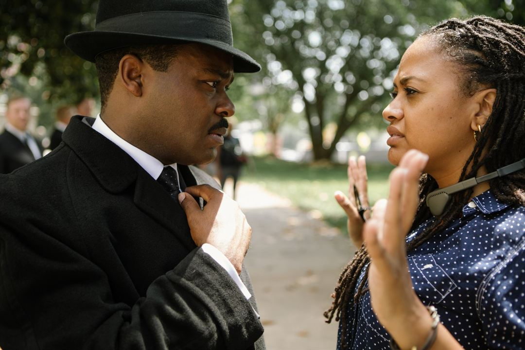 Selma : Bild Ava DuVernay, David Oyelowo
