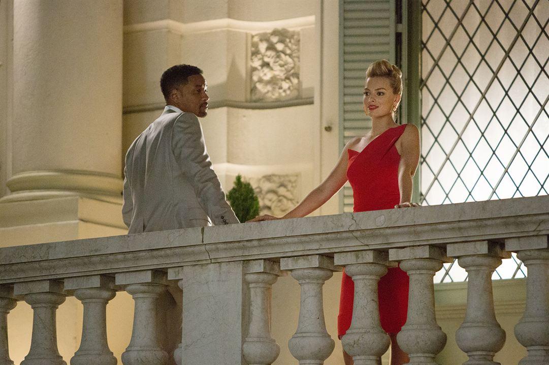 Focus: Will Smith, Margot Robbie