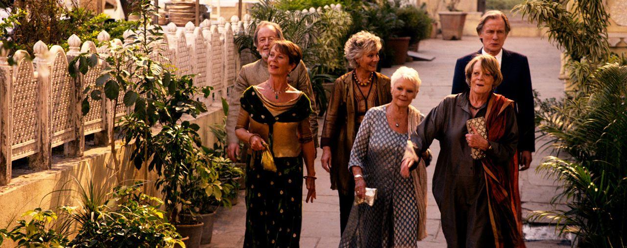 Best Exotic Marigold Hotel 2: Diana Hardcastle, Judi Dench, Celia Imrie, Ronald Pickup, Maggie Smith, Bill Nighy