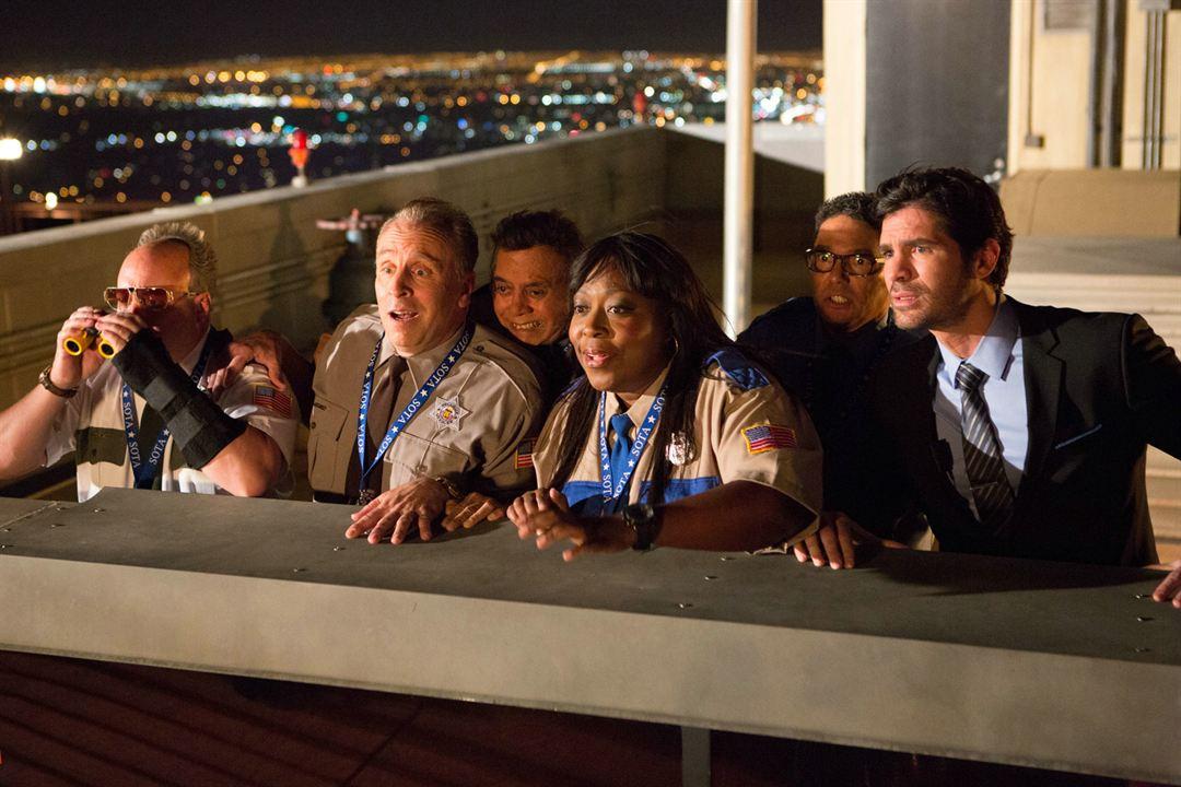 Der Kaufhaus Cop 2 : Bild Eduardo Verastegui, Gary Valentine, Loni Love, Nicholas Turturro, Shelly Desai