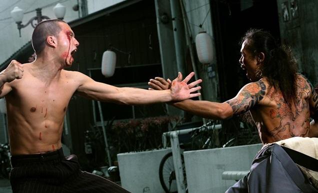 Yakuza Apocalypse : Bild Hayato Ichihara, Yayan Ruhian