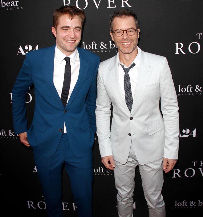 The Rover: Guy Pearce, Robert Pattinson