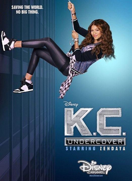 K.C. Undercover : Kinoposter