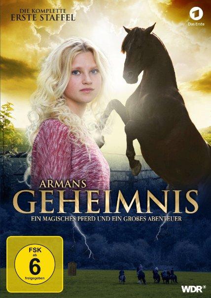 Armans Geheimnis : Kinoposter