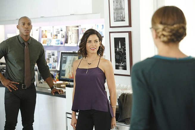 Bild Jenna Dewan, Mehcad Brooks
