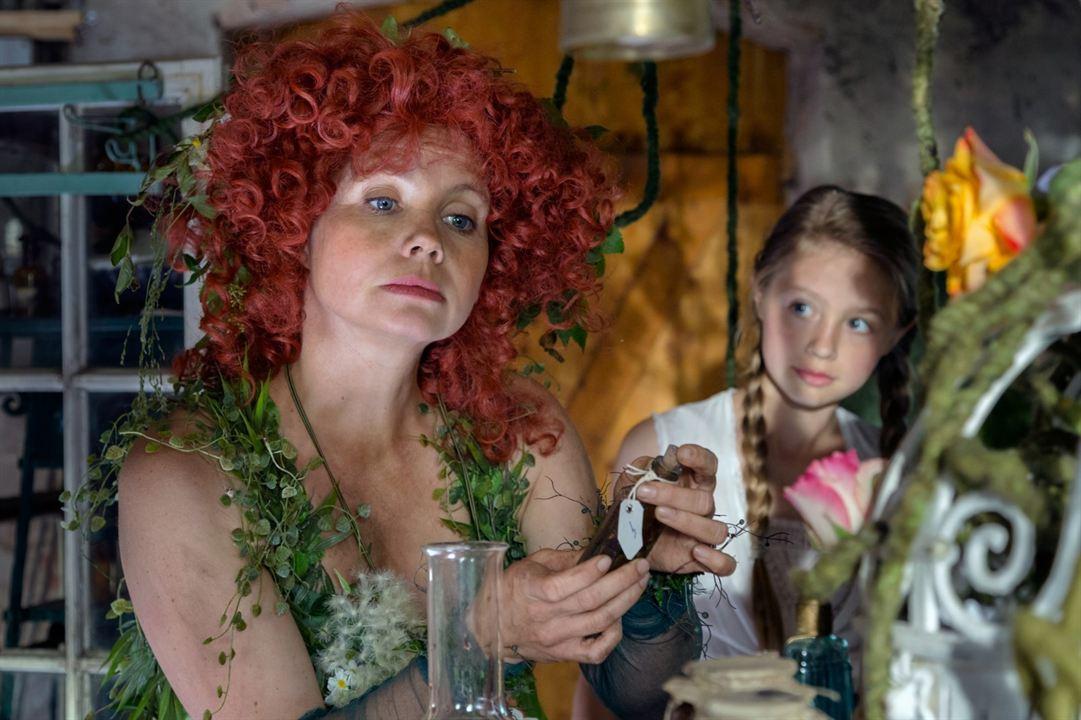 Die Schneekönigin: Annette Frier, Flora Li Thiemann
