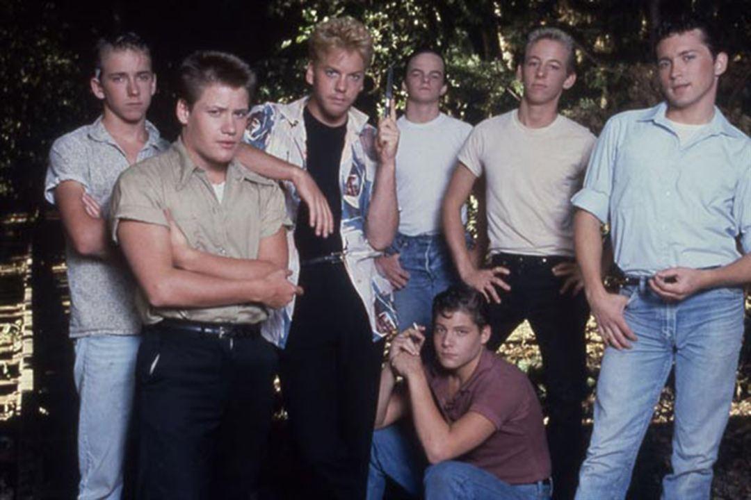 Stand By Me - Das Geheimnis eines Sommers: Wil Wheaton, River Phoenix, Corey Feldman, Jerry O'Connell, Kiefer Sutherland, Casey Siemaszko