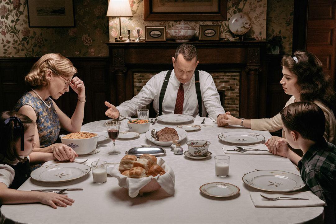 Bridge Of Spies - Der Unterhändler: Tom Hanks, Eve Hewson, Amy Ryan
