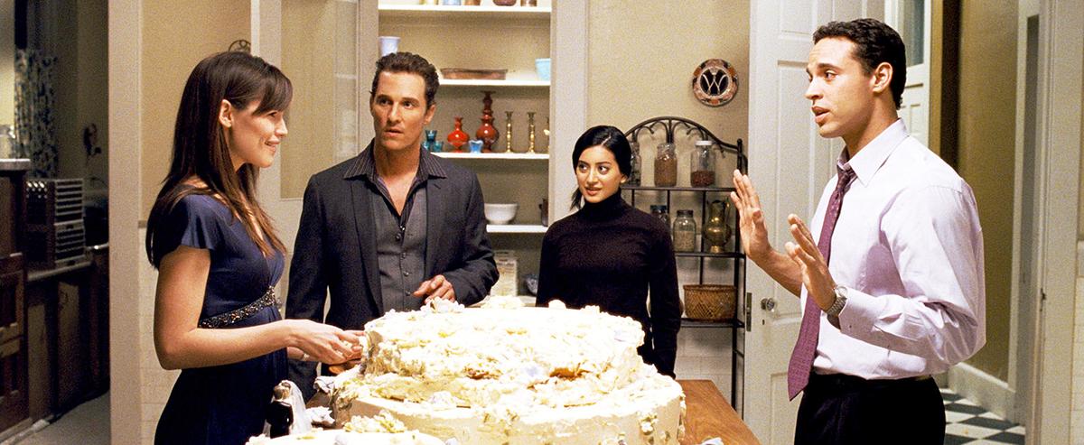 Der Womanizer - Die Nacht der Ex-Freundinnen: Matthew McConaughey