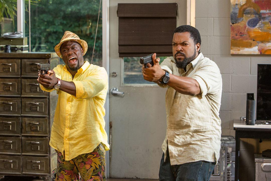Ride Along 2: Next Level Miami : Bild Ice Cube, Kevin Hart