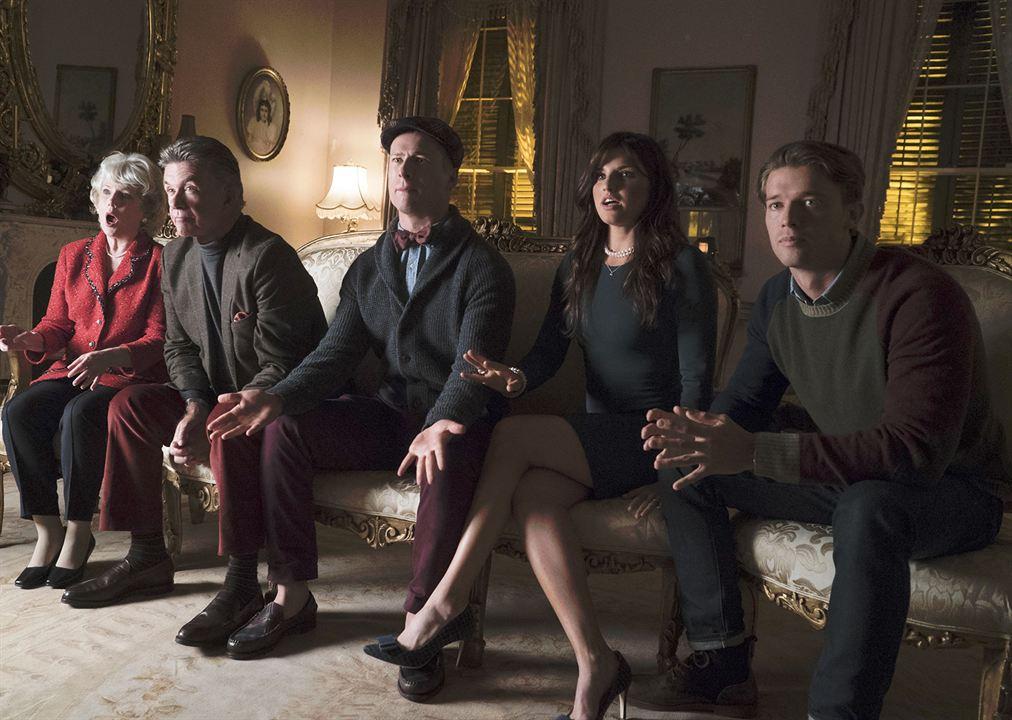 Bild Alan Thicke, Glen Powell, Julia Duffy, Patrick Schwarzenegger, Rachele Brooke Smith