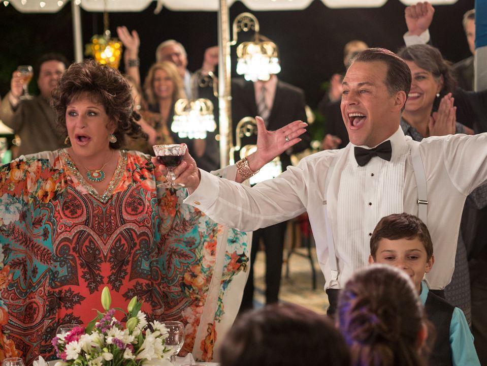 My Big Fat Greek Wedding 2: Lainie Kazan, Louis Mandylor