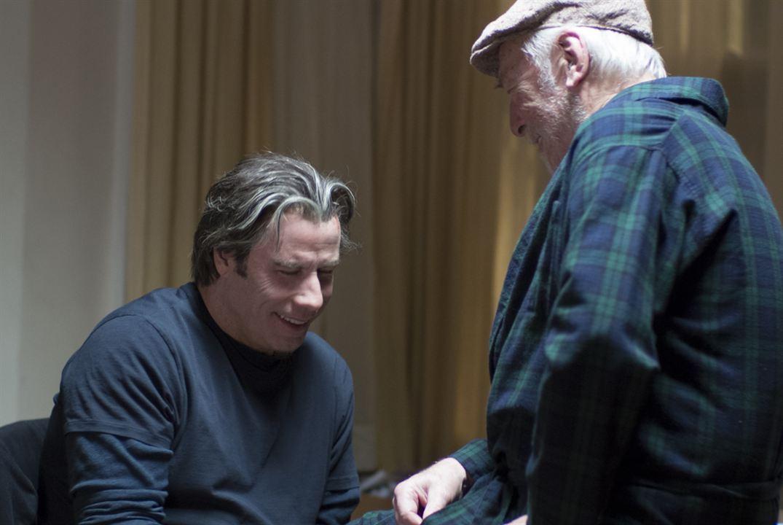 Der Auftrag - Für einen letzten Coup ist es nie zu spät!: John Travolta, Christopher Plummer