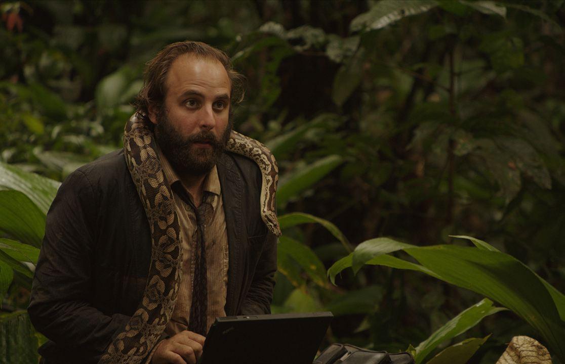 Das Gesetz des Dschungels: Vincent Macaigne
