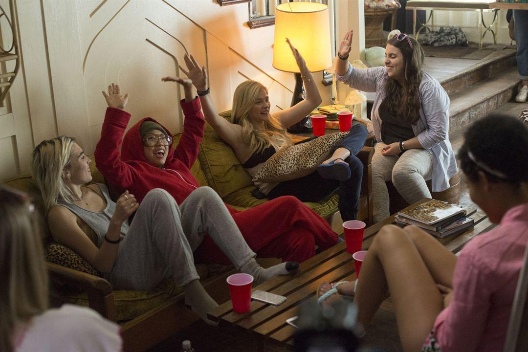 Bad Neighbors 2 : Bild Beanie Feldstein, Chloë Grace Moretz, Kiersey Clemons