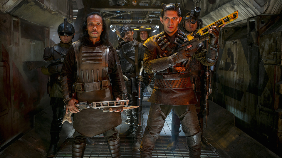 Star Wars 7: Das Erwachen der Macht : Bild Iko Uwais, Yayan Ruhian