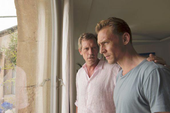 Bild Hugh Laurie, Tom Hiddleston