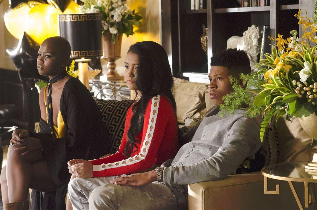 Bild Bryshere Y. Gray, Jamila Velazquez, Veronika Bozeman