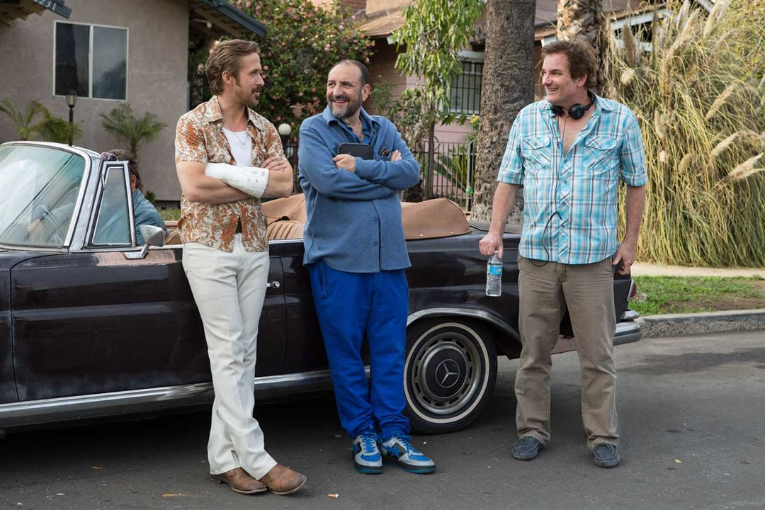 The Nice Guys : Bild Ryan Gosling, Shane Black