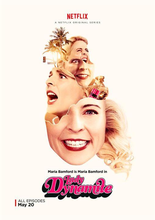 Lady Dynamite : Kinoposter