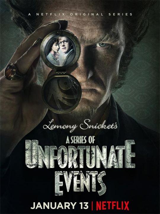 Eine Reihe betrüblicher Ereignisse : Kinoposter