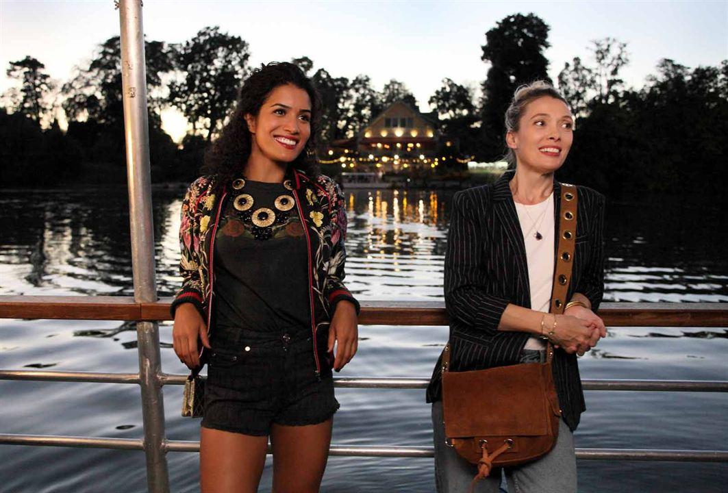 Ein Verlobter zu viel: Sabrina Ouazani, Anne Marivin