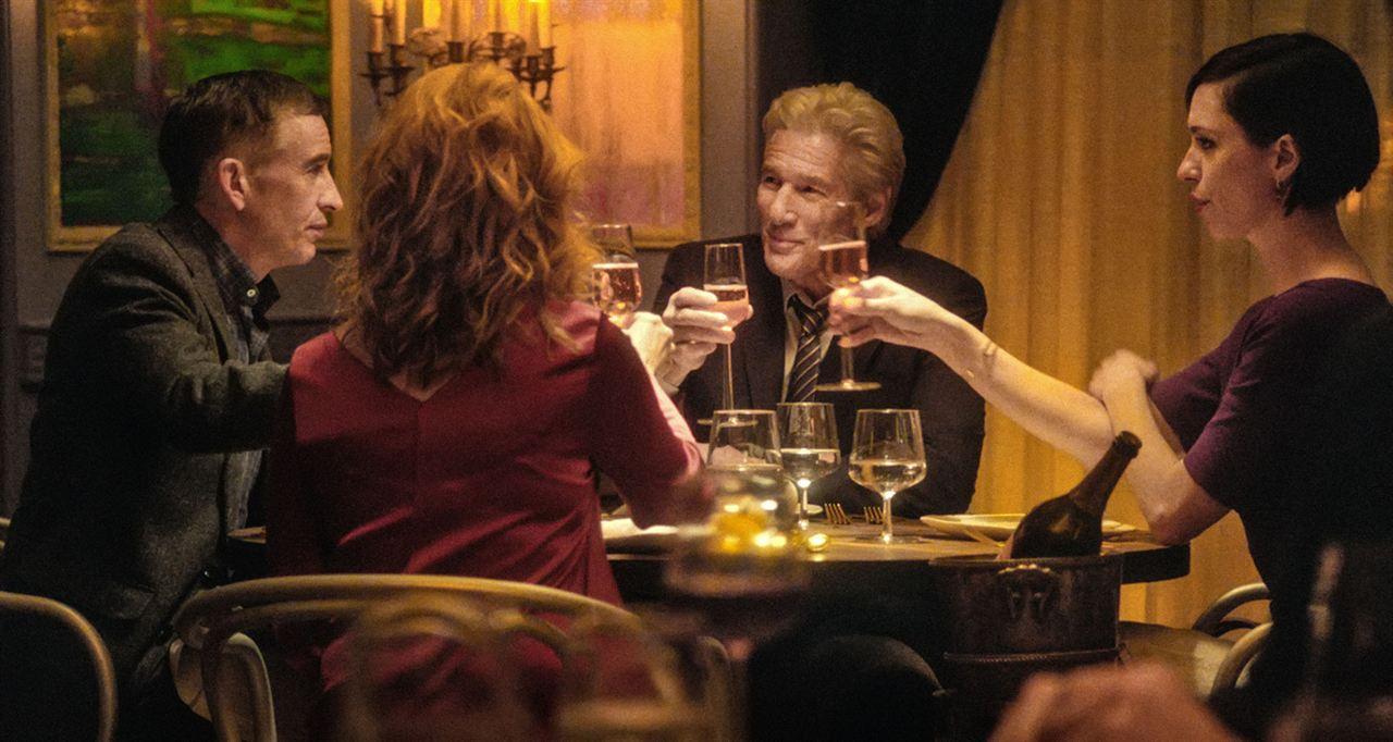 The Dinner: Richard Gere, Rebecca Hall, Laura Linney, Steve Coogan