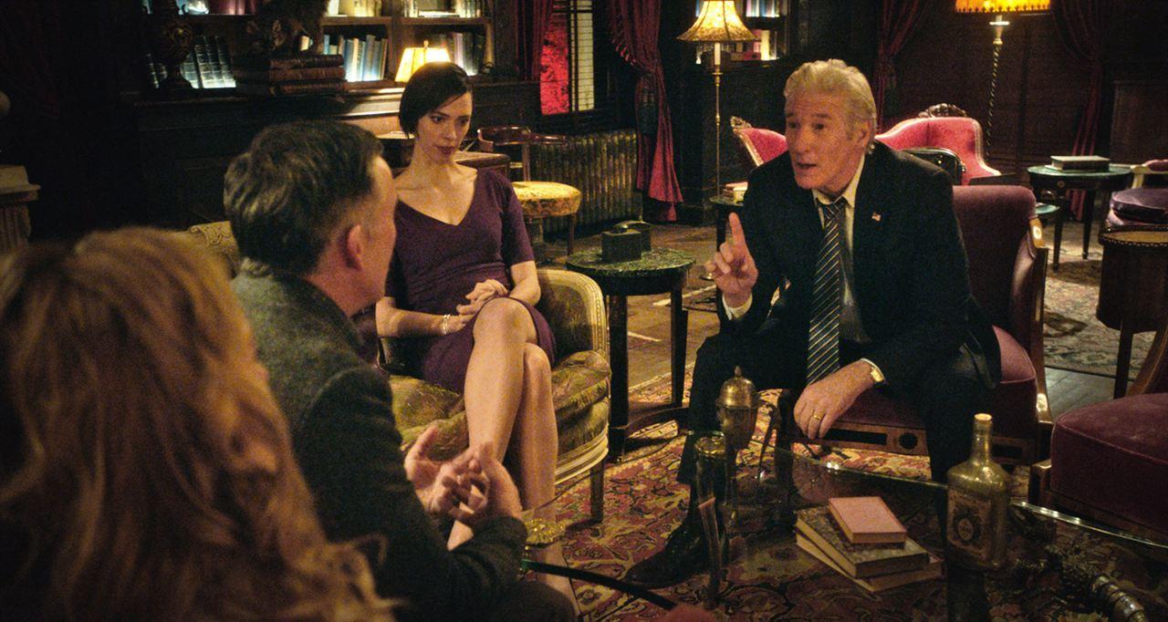 The Dinner: Rebecca Hall, Steve Coogan, Richard Gere
