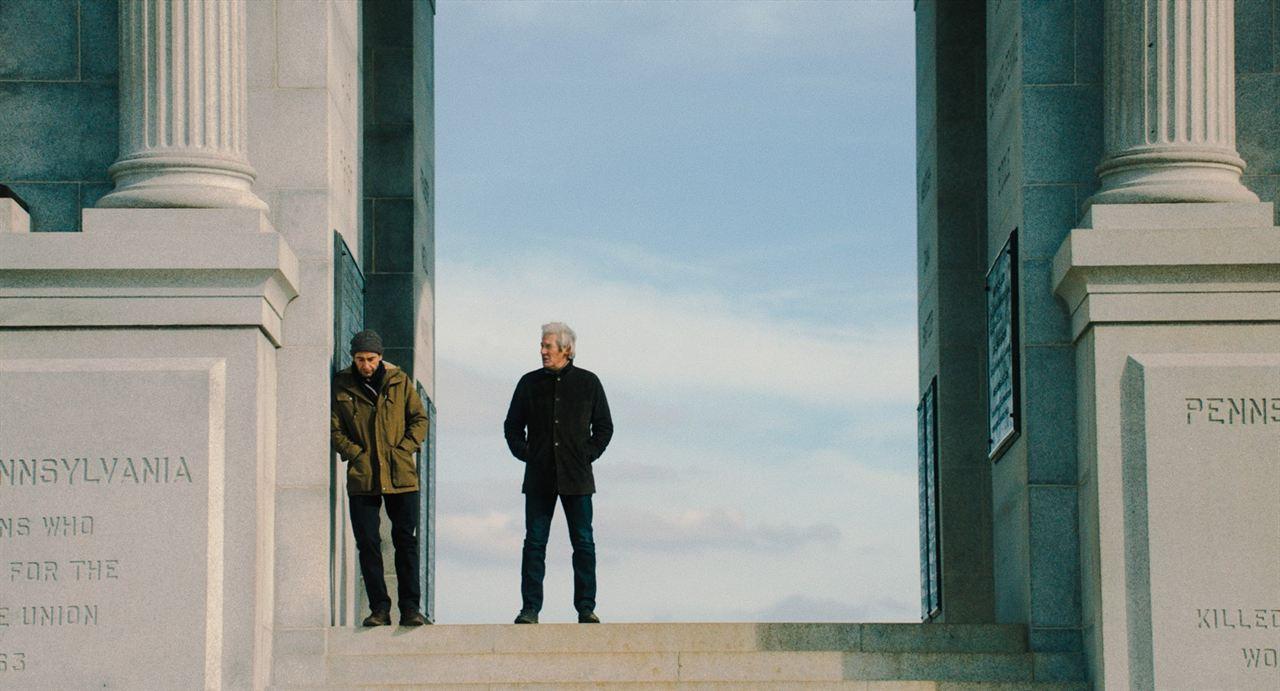 The Dinner: Steve Coogan, Richard Gere