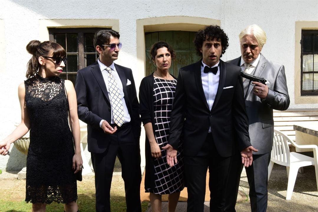 Maria Mafiosi : Bild Antonella Attili, Carol Schuler, Salvatore Pascale, Serkan Kaya, Tommaso Ragno