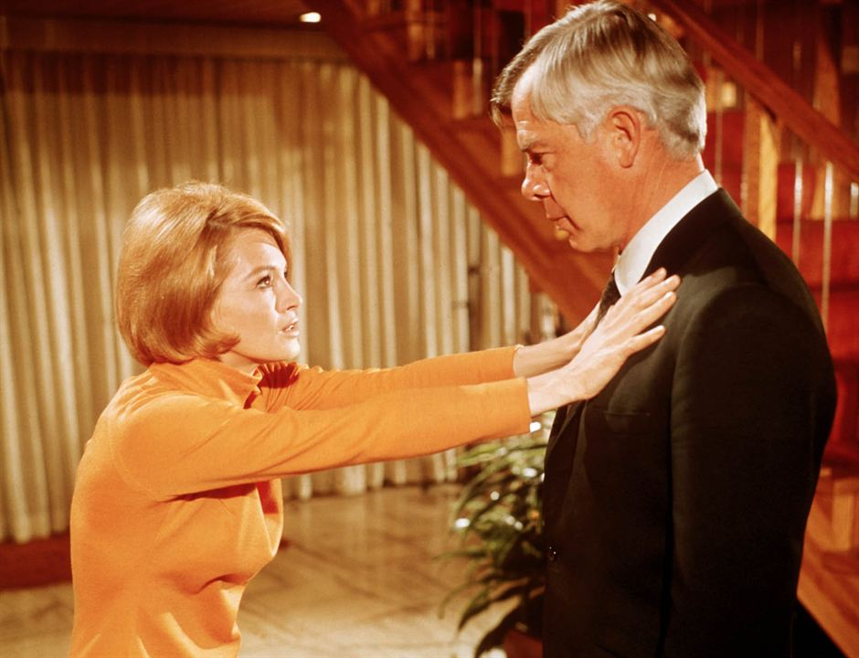 Point Blank : Bild Angie Dickinson, Lee Marvin